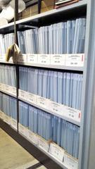 Archiv #2 - Archiv, Stadtarchiv, archivieren, aufbewahren, Folianten, Register, Geschichte, Standesamt, Personenstandsdaten, Eheschließung, Geburt, Todesfall, Einträge, Historie, Dokumentation, wertvoll, alt, Ahnenforschung, Genealogie