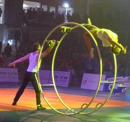 Rhönradartistik #5 - Rhönrad, Artistik, Gymnastik, turnen, Bewegung