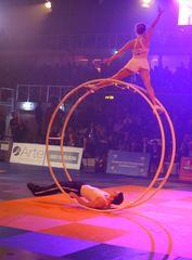 Rhönradartistik #6 - Rhönrad, Artistik, Gymnastik, turnen, Bewegung
