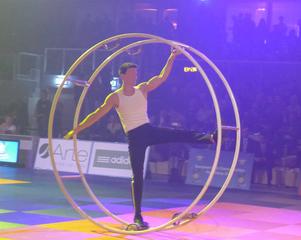 Rhönradartistik #8 - Rhönrad, Artistik, Gymnastik, turnen, Bewegung