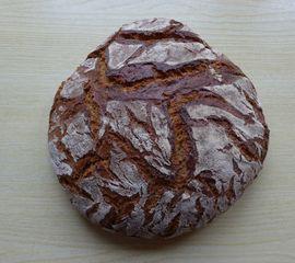 Brot #2 - Brotteig, Teig, backen, Brot, gemahlen, Getreide, Hefe, Sauerteig, Hefeteig, Triebmittel, aufblähen, gehen, Germteig, Germ, Alkohol, Kohlendioxid, Kohlenstoffdioxid, Gärung, Brotlab, Bauernbrot