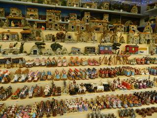 Santons - Frankreich, Weihnachten, Noel, santon, crèche, Krippe, Figur, Provence, marché