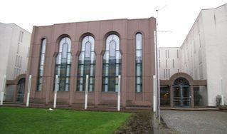 Synagoge Mannheim#1 - Synagoge, Sakralbau, Judentum, Karl Schmucker