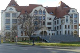 Erfurt, Gutenberg-Gymnasium - Erfurt, Gutenberg Gymnasium