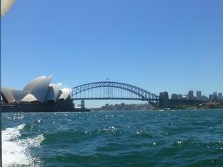 Harbour Bridge #4 - Sydney, NSW, Harbour Bridge, Australien, Down Under, Sydney Opera House, Bogenbrücke