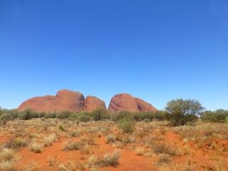 Kata Tjuta (Die Olgas) #2 - Kata Tjuta, Ayers Rock, Australien, Down Under, Aborigines, Aboriginal People, Heiliger Berg, Yulara, Uluru-Kata-Tjuta-Nationalpark, Outback
