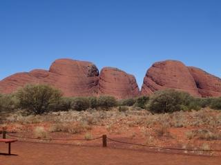 Kata Tjuta (Die Olgas) #3 - Kata Tjuta, Ayers Rock, Australien, Down Under, Aborigines, Aboriginal People, Heiliger Berg, Yulara, Uluru-Kata-Tjuta-Nationalpark, Outback