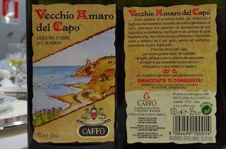 Vecchio Amaro del Capo - Amaro, vecchio, liquore, ricetta, erbe, Calabria