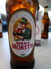 Birra Moretti - Bier, Getränk, Birra, Moretti, bevande