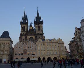Teynkirche - Prag - Kirche, Teyenkirche, Prag, Gotteshaus