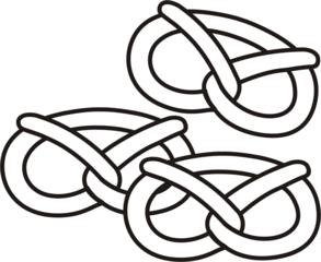 Brezen - Brezen, Brezeln, Breze, Mehrzahl, Gebäck, Bäcker, Anlaut B, Wörter mit z