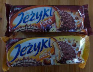 Polnisches Gebäck #2 - Kuchen, Kekse, Butterkekse, Schokolade, Schokoladencreme, Kalorien, süß, braun, lecker, backen, Polen