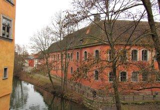 Bamberg, Schloss Geyerswörth - Bamberg, Schloss, Residenzschloss, Baudenkmal
