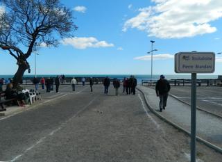 Boulodrome#2 - Frankreich, civilisation, boulodrome, boules, Sport, Kugel, Platz, spielen