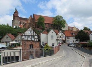 Havelberg - Domberg - Havelberg, Dom, romanisch, Hanse