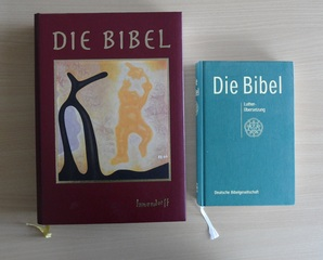 Die Bibel 4 - Bibel, Heiliges Buch, Christentum, Christenheit, AT, NT, Neues Testament, Altes Testament, Apokryphen, Buchdruck