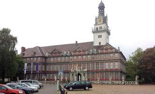 Wolfenbüttel - Schloss - Schloss, Wolfenbüttel, Gymnasium, Museum, Gebäude