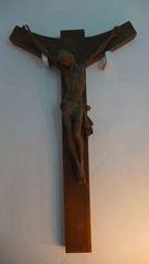 Christus am Kreuz #3 - Christus, Kreuz, INRI, Skulptur, Symbol, Kruzifix, Religion, Kreuzigung, Christentum, Jesus