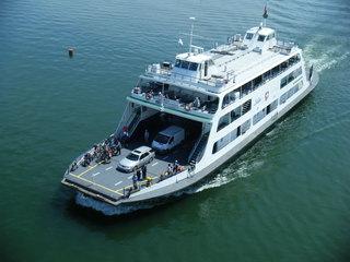 Fähre - Schiff, Schifffahrt, Tourismus, Fähre, Auto, LKW, Transport, Überfahrt