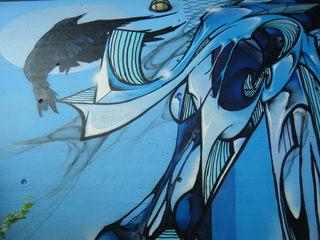 Graffiti#3 - Graffiti, Mauerbilder, Graffito, Bild, Kunstform, Wandmalerei, Schriftzug, Straßenkunst
