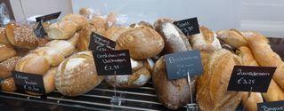 Brotsorten - Brot, Brotsorten, Holland, Bäckerei, Auslage, Grundnahrungsmittel