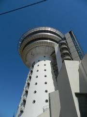 Le phare de la Méditerranée - Frankreich, Mittelmeer, Palavas, phare, tour, restaurant, Wasserturm, Drehrestaurant