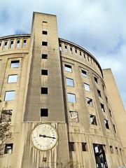 Gasometer in Dresden - Gaswerk, Bauwerk, Wahrzeichen, Architektur, Baudenkmal