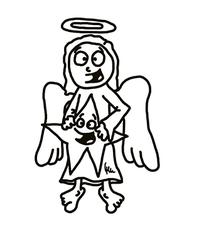 Engel 4 - Engel, Himmel, Bote, Gott, Jesus, Geburt, Engelszungen, Sendbote, Botschafter, Verkünder, Verkündung, Verkündigung, Weihnachten, Bethlehem, Gabriel, Erzengel, Himmelsbote, Schutzengel, Bibel, Engelschor, Abgesandter, angel, Seraphim, Cherubim
