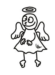 Engel 9 - Engel, Himmel, Bote, Gott, Jesus, Geburt, Engelszungen, Sendbote, Botschafter, Verkünder, Verkündung, Verkündigung, Weihnachten, Bethlehem, Gabriel, Erzengel, Himmelsbote, Schutzengel, Bibel, Engelschor, Abgesandter, angel, Seraphim, Cherubim