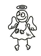 Engel 10 - Engel, Himmel, Bote, Gott, Jesus, Geburt, Engelszungen, Sendbote, Botschafter, Verkünder, Verkündung, Verkündigung, Weihnachten, Bethlehem, Gabriel, Erzengel, Himmelsbote, Schutzengel, Bibel, Engelschor, Abgesandter, angel, Seraphim, Cherubim