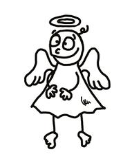 Engel 16 - Engel, Himmel, Bote, Gott, Jesus, Geburt, Engelszungen, Sendbote, Botschafter, Verkünder, Verkündung, Verkündigung, Weihnachten, Bethlehem, Gabriel, Erzengel, Himmelsbote, Schutzengel, Bibel, Engelschor, Abgesandter, angel, Seraphim, Cherubim