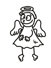 Engel 17 - Engel, Himmel, Bote, Gott, Jesus, Geburt, Engelszungen, Sendbote, Botschafter, Verkünder, Verkündung, Verkündigung, Weihnachten, Bethlehem, Gabriel, Erzengel, Himmelsbote, Schutzengel, Bibel, Engelschor, Abgesandter, angel, Seraphim, Cherubim
