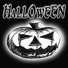 Halloween - Kürbis - Halloween, pumpkin, Kürbis, Fratze, gruselig