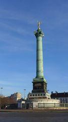 Place de la Bastille #1 - Julisäule, bastille, place, Paris, Frankreich