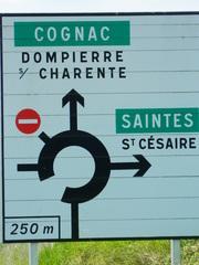 carrefour - Frankreich, civilisation, carrefour, panneau, Kreuzung, Verkehrsschild
