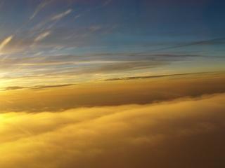 Wolken - Meteorologie, Wetter, Wolken, Wassertröpfchen, kondensieren, Nebel, Luftschichten, Thermik, Atmosphäre, Troposphäre, Stratosphäre, Mesosphäre