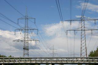 Strommasten - Strom, Leitung, Strommast, Stromtrasse, Energie, Energiewende, Freileitungsmast, Konstruktion, Freileitung, Tragmast, Abspannmast
