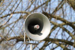 Lautsprecher - Lautsprecher, Schall, Beschallung, Töne, Sprache, Tonerzeugung, Verstärker, Lautstärke