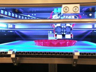 3D Drucker #1 - 3D Drucker, Generatives Fertigungsverfahren, dreidimensional, computergesteuert, CAD, Aufbauprinzip, Werkstoffe, Kunstoff, Laserschmelzen