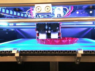 3D Drucker #2 - 3D Drucker, Generatives Fertigungsverfahren, dreidimensional, computergesteuert, CAD, Aufbauprinzip, Werkstoffe, Kunstoff, Laserschmelzen