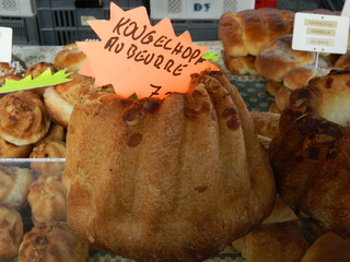Kougelhopf - Elsass, Alsace, kougelhopf, Gugelhupf, Spezialität, Napfkuchen, Hefekuchen