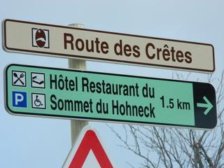 Route des Crêtes  - Frankreich, Vogesen, Vosges, Route des Crêtes, Kammstraße