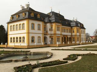 Schloss Veitshöchheim - Schloss, Veitshöchheim, Sommerresidenz, Fürstbischöfe von Würzburg