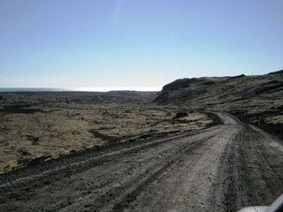 Island - Land zwischen Feuer und Eis - Island, Lavafeld, Vulkaninsel, Europa, Ablagerung