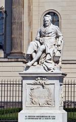 Alexander von Humboldt  - Skulptur, Humboldt, Forscher, forschen, Wissenschaftler, Wissenschaft