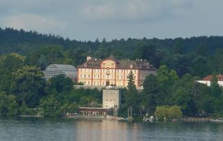 Schloss Insel Mainau - Schloss, Deutschordensschloss, Mainau, Barockschloss, Graf Bernadotte, Schmetterlingshaus