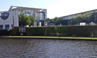 Bundeskanzleramt Berlin - Bundeskanzleramt, Berlin, Regierungssitz, Regierung, Bundesregierung, Demokratie, Bundesbehörde, Geschichte, Sozialkunde