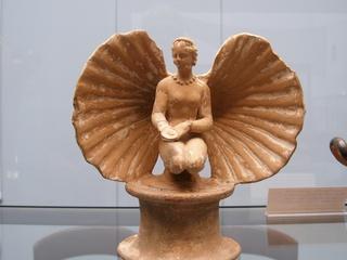 Die Geburt der Aphrodite (Die Geburt der Venus) - Griechenland, Mythologie, Antike, Aphrodite, Venus, Muschel, Keramik, Kunst