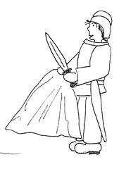 St Martin - St Martin, Martin, Heiliger Martin, November, Bettler, teilen, helfen, Legende, Schwert, Mantel, Sankt Martin
