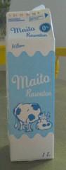 Milchkarton - Ernährung, Milch, Kuh, fettfrei, gesund, finnisch